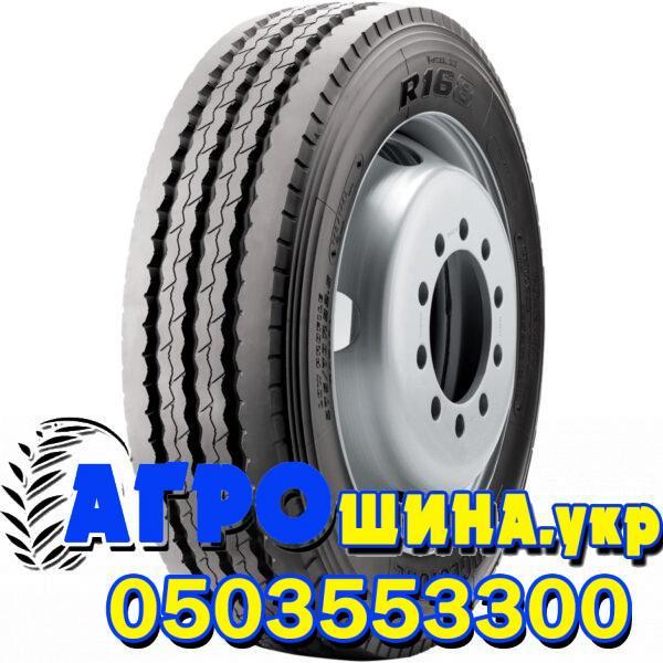 Bridgestone R168 385/65 R22.5 160K прицепная